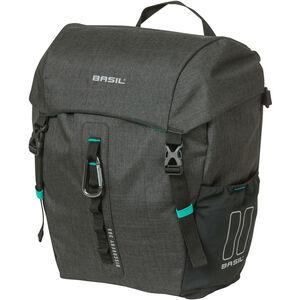 Basil Discovery 365D Einzel-Gepäckträgertasche M 9l black melee black melee