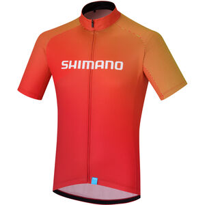 Shimano Team Jersey Herren red red