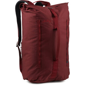 Lundhags Knarven 25 Backpack dark red dark red