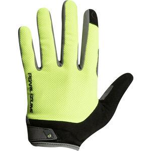 PEARL iZUMi Attack Full Finger Gloves screaming yellow screaming yellow