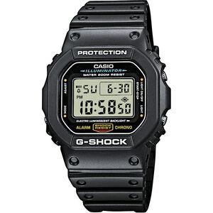 CASIO G-SHOCK DW-5600E-1VER Uhr Herren black black