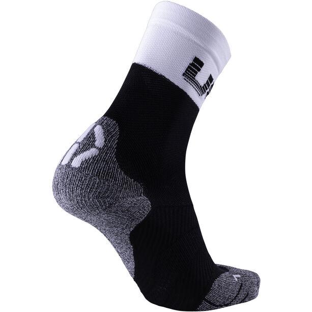 UYN Cycling Light Socks Herren black/white