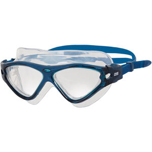 Zoggs Tri-Vision Mask blue/clear blue/clear