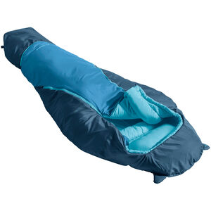 VAUDE Alpli Adjust 400 Syn Sleeping Bag Kinder baltic sea baltic sea