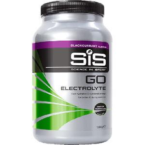 SiS GO Electrolyte Drink Dose 1,6kg Blackcurrant