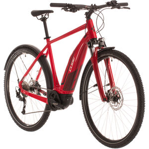 Cube Nature Hybrid One 400 Allroad red/red red/red