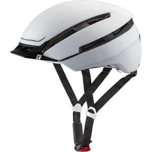 Cratoni C-Loom Helmet white-black rubber white-black rubber