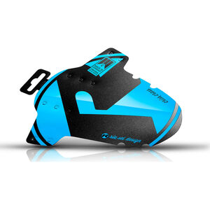 "rie:sel design criss:cross Front Mudguard 28"" blue"