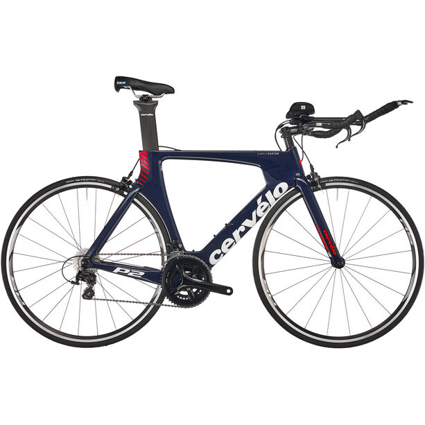 Cervelo P2 105 navy/red navy/red