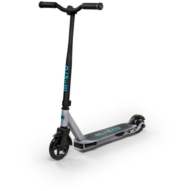 Micro Sparrow X4 E-Scooter Kinder grey/black