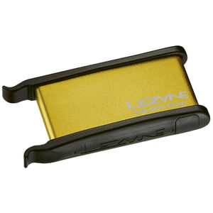 Lezyne Lever Kit Reparaturset gold gold