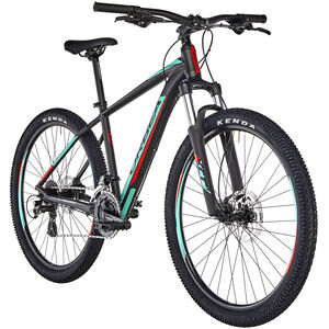 "ORBEA MX 50 27,5"" black/turqoise/red black/turqoise/red"