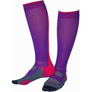 Gococo Compression Superior Socks purple purple