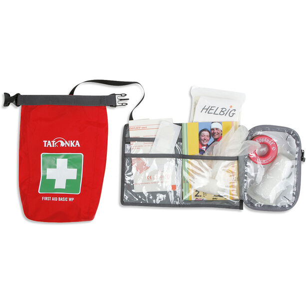 Tatonka First Aid Basic Waterproof red