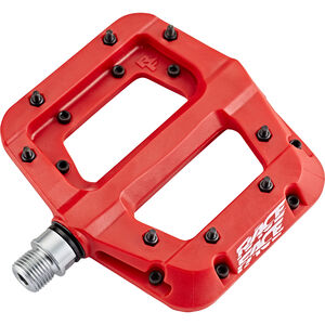 Race Face Chester Composite Pedals red red