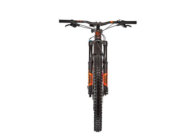 Mondraker Crusher R+ orange/carbon