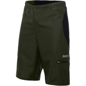 Santini Bosco MTB Shorts Herren verde militare verde militare