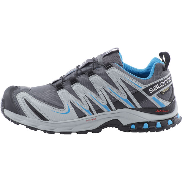 Salomon XA Pro 3D GTX Trailrunning Schuhe Herren dark cloud/light onix/methyl blue