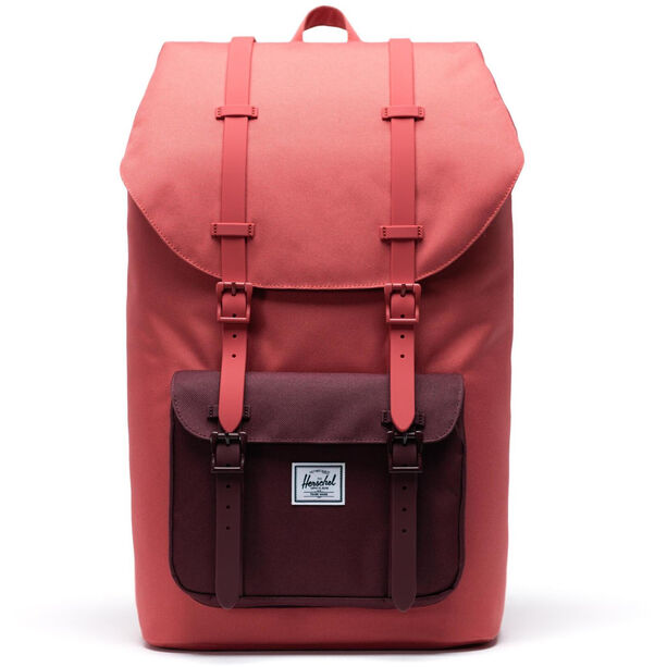 Herschel Little America Backpack mineral red/plum