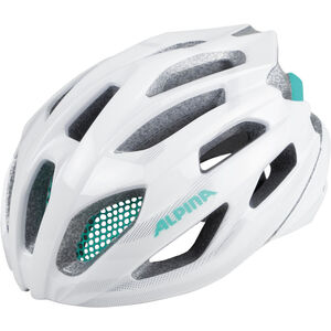 Alpina Fedaia Helmet white-smaragd bei fahrrad.de Online
