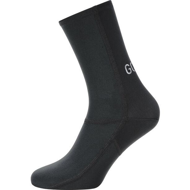GORE WEAR C3 Partial Windstopper Socks black
