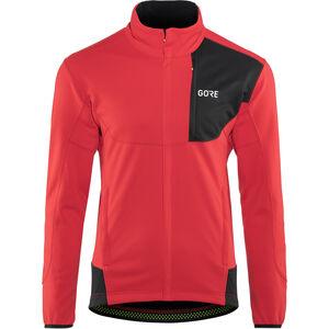 GORE WEAR C5 Windstopper Thermo Trail Jacket Men red/black bei fahrrad.de Online