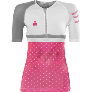 Compressport TR3 Aero Top Women Ironman 2017 pink
