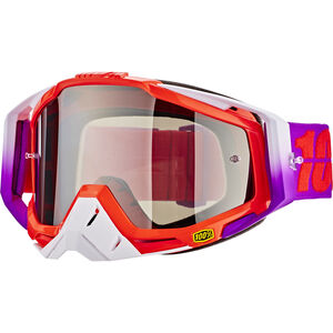 100% Racecraft Anti Fog Mirror Goggles watermelon bei fahrrad.de Online
