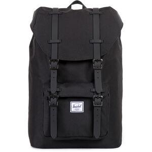 Herschel Little America Mid-Volume Backpack 17l black/black black/black