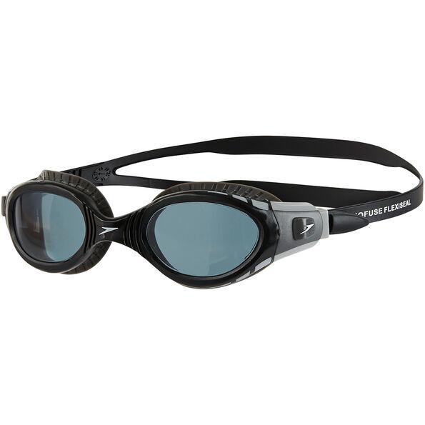 d1d6b4cf58716 ... speedo Futura Biofuse Flexiseal Goggles cool grey/black/smoke ...