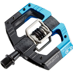 Crankbrothers Mallet E Enduro Pedals black/electric blue black/electric blue