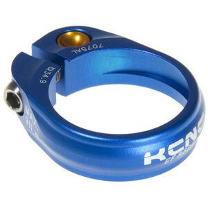 KCNC Road Pro Sattelklemme Ø31.8 mm blau bei fahrrad.de Online
