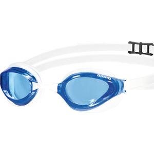 arena Python Goggles clear blue-white-white clear blue-white-white