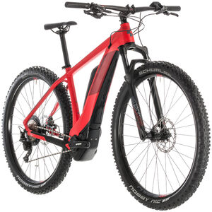 Cube Reaction Hybrid Race 500 Red'n'Red bei fahrrad.de Online