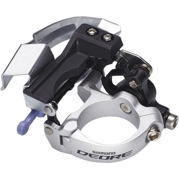 Shimano Deore FD-M590 Umwerfer 3x9-fach Top Swing