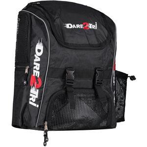 Dare2Tri Transition Backpack 33l black black