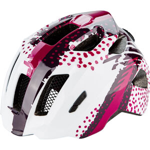 Cube Fink Helmet white'n'violette bei fahrrad.de Online