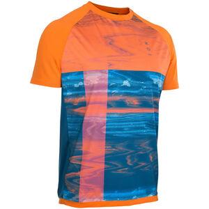ION Traze AMP Kurzarm-Shirt Herren riot orange riot orange