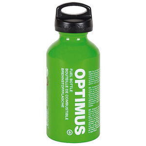 Optimus Brennstoffflasche 0,4l mit Kindersicherung Kinder