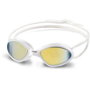 Head Tiger Race Mid Mirrored Goggles white-smoke white-smoke