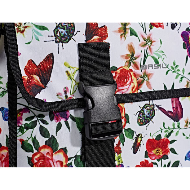 Basil Mara XL Luggage Pannier Double Bag L, 35l meadow