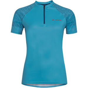 VAUDE Ligure Shirt Damen crystal blue crystal blue