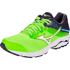 Mizuno Wave Inspire 15 Shoes Men Green Gecko/White/Graphite bei fahrrad.de Online