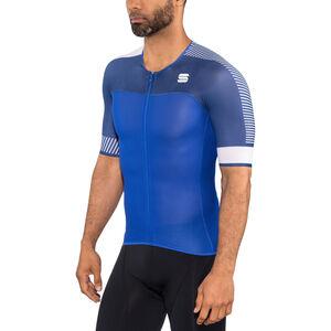 Sportful Bodyfit Pro 2.0 Light Jersey Men Blue Cosmic/Twilight Blue
