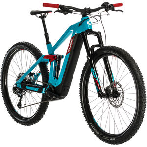 Cube Stereo Hybrid 140 HPC Race 500 petrol/red petrol/red