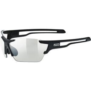 UVEX Sportstyle 803 V Sportglasses black matt/smoke bei fahrrad.de Online