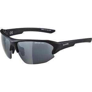 Alpina Lyron HR Glasses black matt black matt
