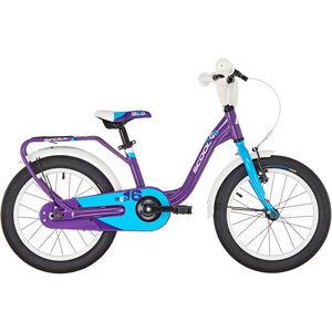 s'cool niXe 16 alloy violet/blue bei fahrrad.de Online