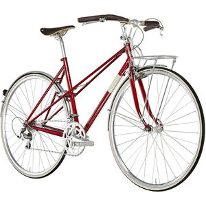 Creme Echo Mixte LTD red bei fahrrad.de Online