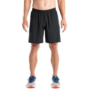 "saucony Sprint Woven 7"" Shorts Herren black black"